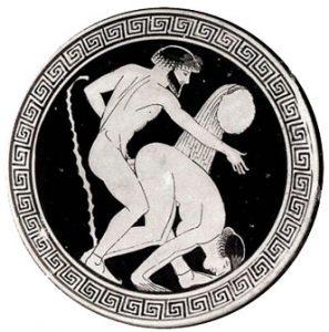 Seks analny jest również zwany seksem greckim