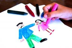 Molestowanie seksualne, Nadużycia seksualne wobec dzieci.