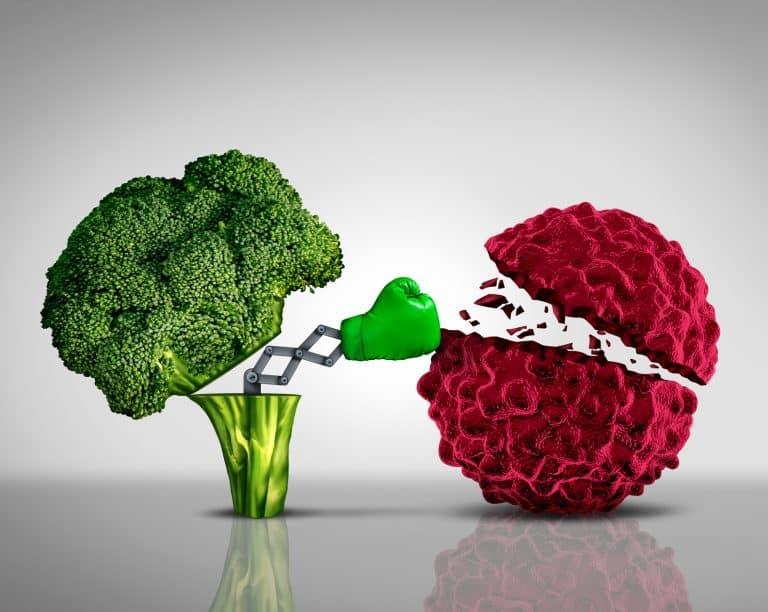 Dieta w leczeniu onkologicznym.