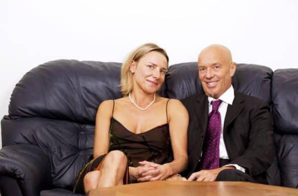 Duża róznica wieku w związku