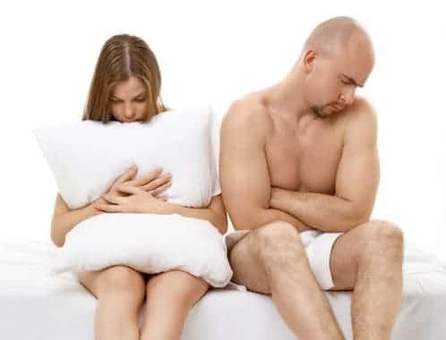 Nieprzyjemny orgazm – czy to możliwe?