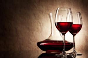 Czerwone wino wpływa pozytywnie na libido