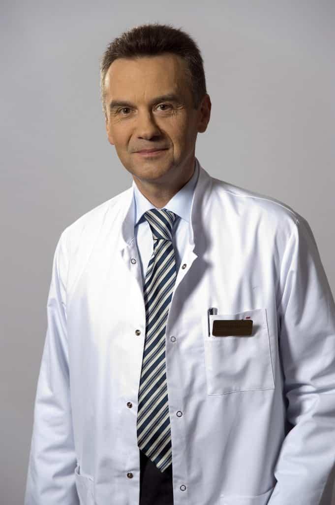 Prof. dr hab. med. Artur Mamcarz