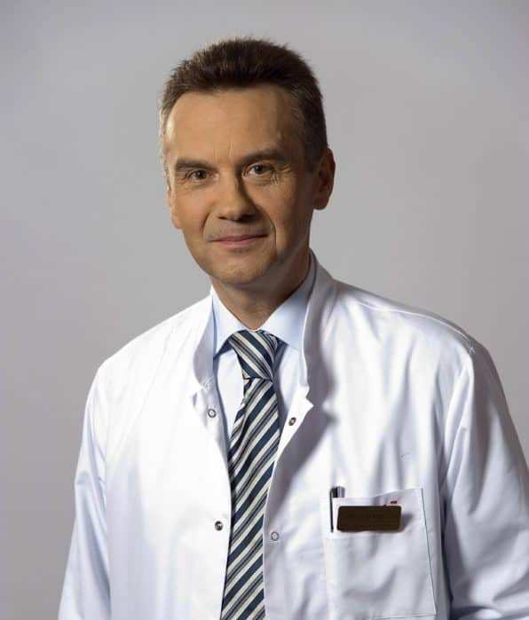prof. dr hab. med Artur Mamcarz - kardiolog