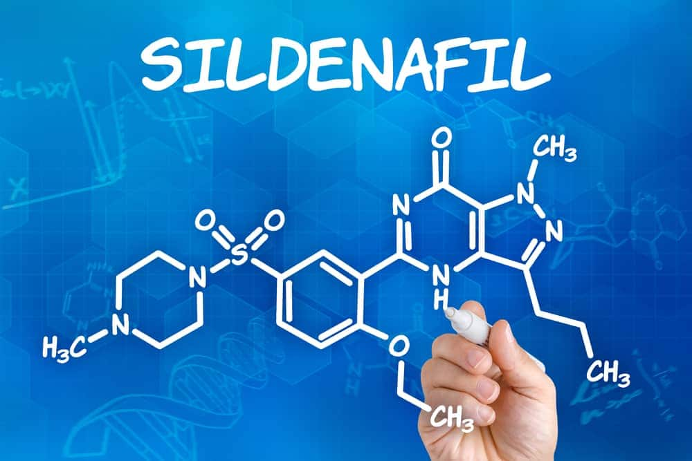 Sildenafil - leczenie zaburzeń erekcji