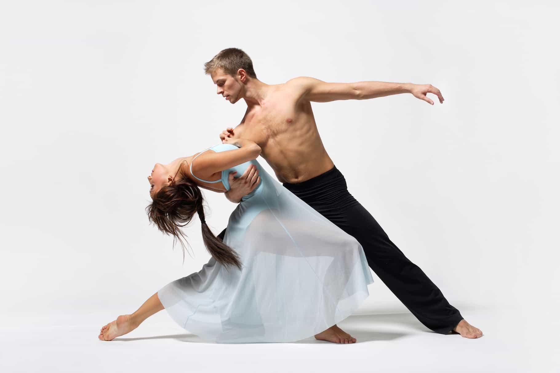 Taniec dla zmysłów, dla ducha, dla ciała, dla niego