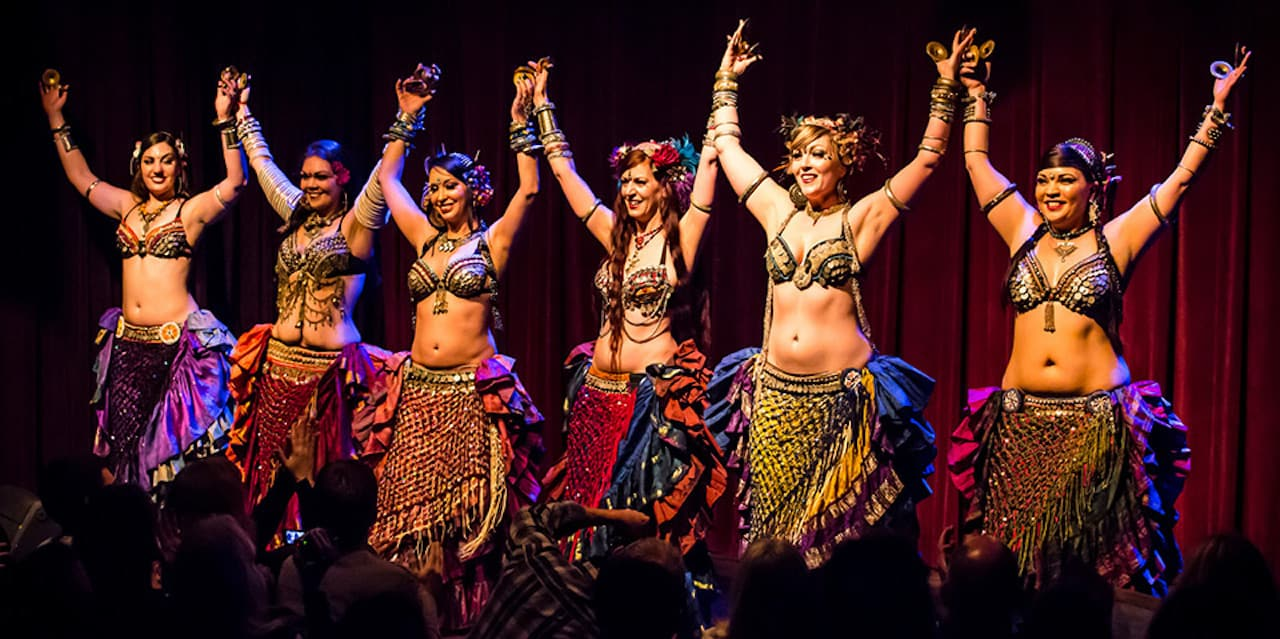 Taniec brzucha - szał zmysłów, festiwal miłości do własnego ciała