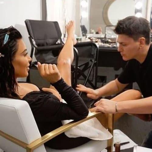 Kim Kardshian lansuje nowy trend