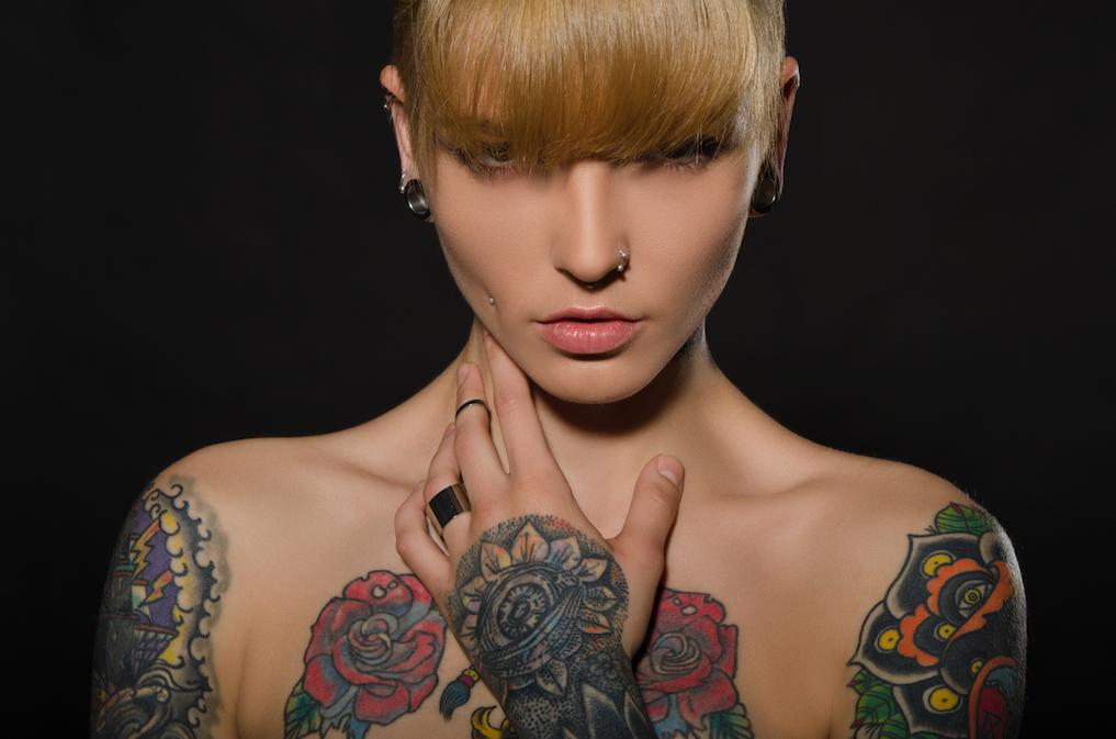 Usuwanie tatuażu - trudne, ale możliwe