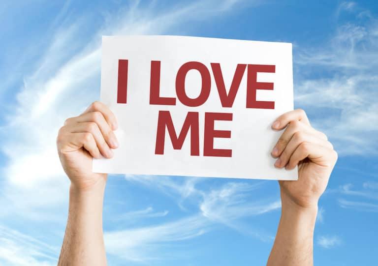 Kocham się  – podobam się jemu/jej, bo podobam się sobie