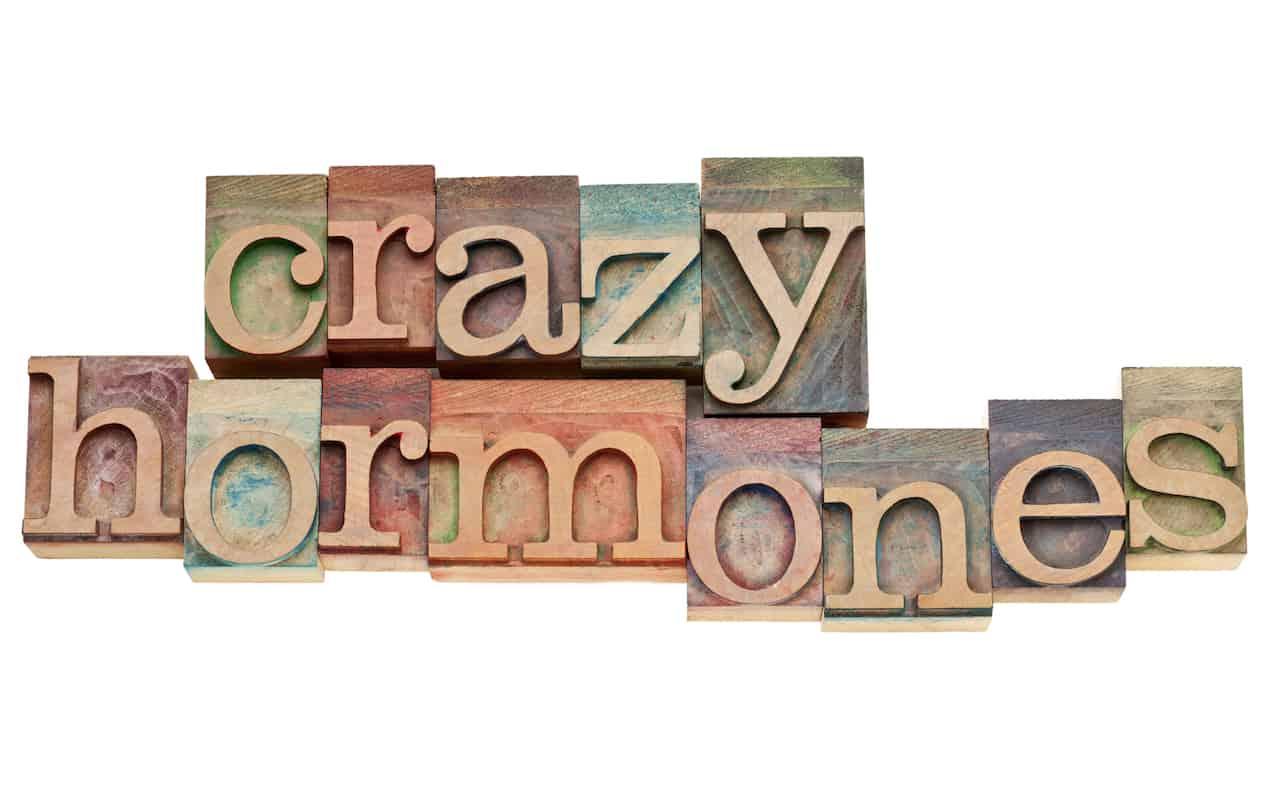 Wyrzut hormonów po 40 roku życia - prawda czy mit?