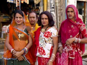 Hidżra - indyjski fenomen