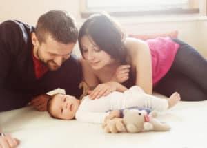 Seksualność par po urodzeniu dziecka zmienia się, ale nie zanika