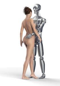 Robot do miłości - czy kogoś to dziwi?