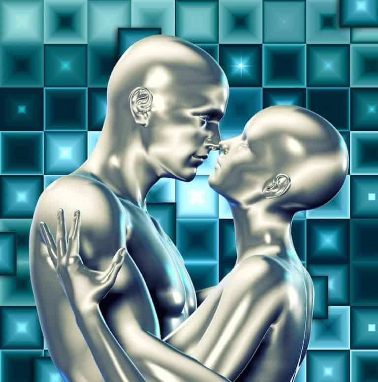 Roboty do miłości. Co to jest digiseksualność
