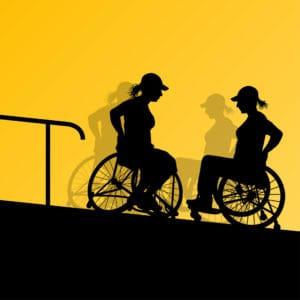 Matka z niepełnosprawnościami