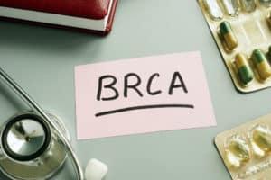 Genetyczne podloże raka jajnika - mutacje genów BRCA