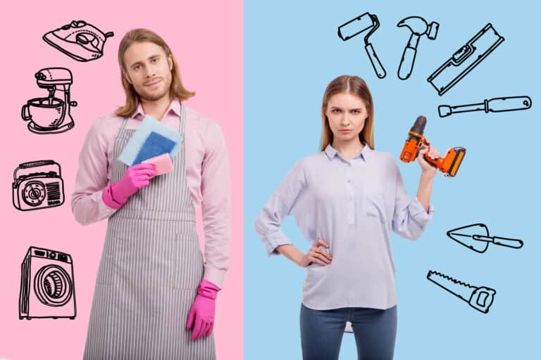 Role płci – między kuchnią, biurem, a sypialnią. Kto zdecydował jak mamy żyć?