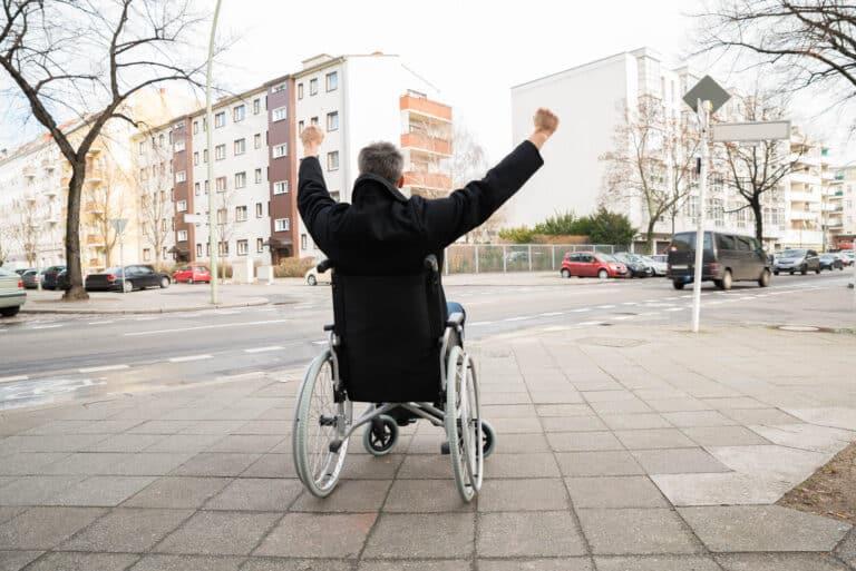 Niepełnosprawność. Odnajdywanie poczucia kobiecości i poczucia męskości